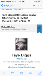TayeDiggs